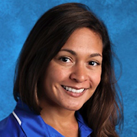 Jessica Upchurch - Coach and Athletic Director